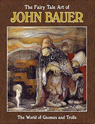 Book: The Fairy Tale Art of John Bauer