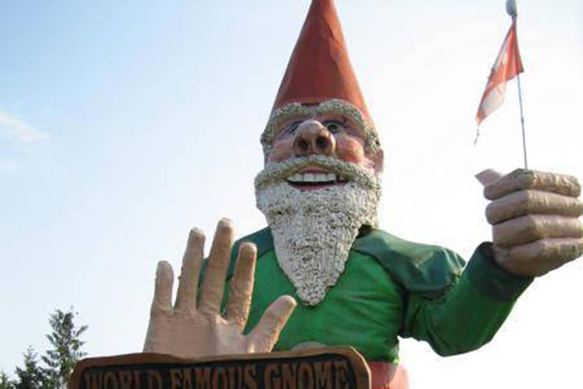Howard the Gnome