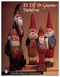 15 Elf and Gnome Patterns 15 Elf and Gnome Patterns