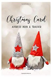 Gnome holiday card tracker