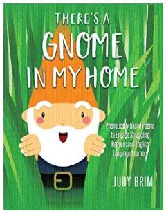 Book-There's a Gnome n My Home