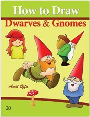 gnome drawing book