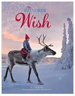 Book - The Reindeer Wish