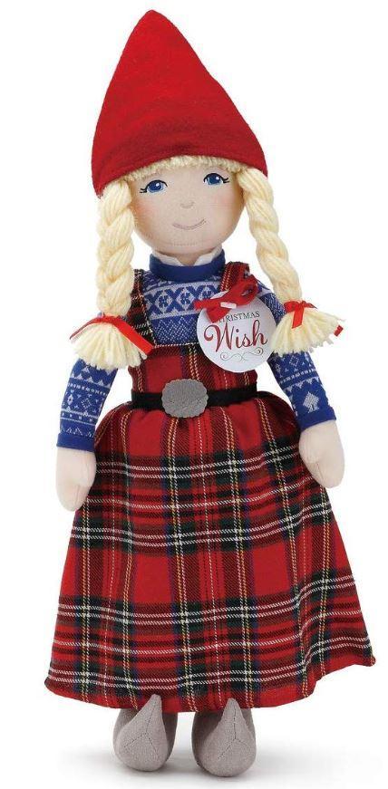Christmas Wish the Anja Doll