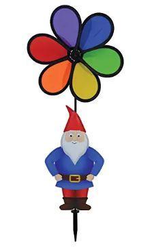 gnome garden spinner