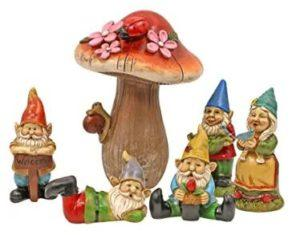Miniature Fairy Garden Houses (gnomes set)