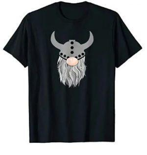 Viking Gnome T-Shirt Scandinavia