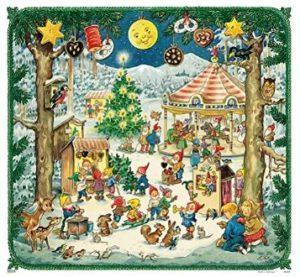Festive Elves Advent Calendar