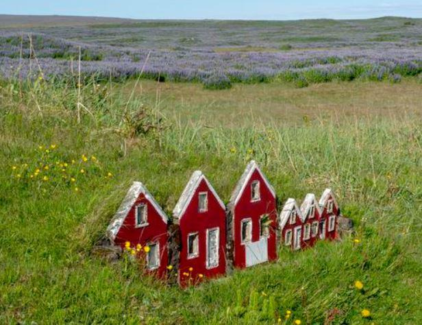 small-red-elf-homes-in-a-field-in iceland