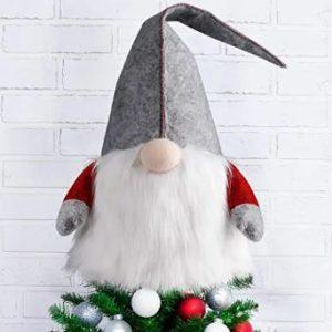 gnome tree topper