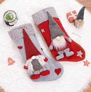gnome christmas stockings
