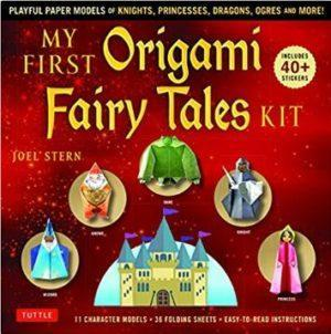 origami fairy tales book