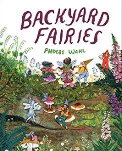 backyard fairies book cover